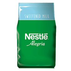 Nescafe Alegria Sweetened Beverage Frothy Mix