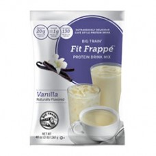 Big Train Vanilla Fit Frappe