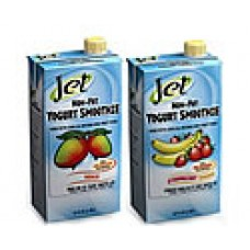 Jet Non-Fat Yogurt Smoothies