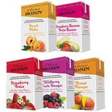 Monin Fruit Smoothies